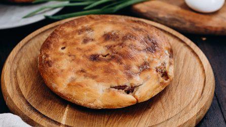 Pane ripieno di carne: la ricetta veloce per una cena piena di sapore!
