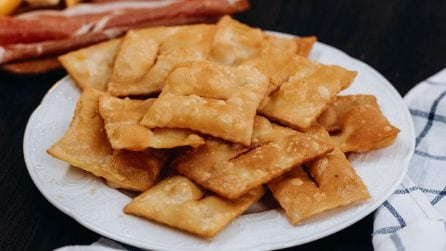 Savory chiacchiere: an Italian recipe to try!