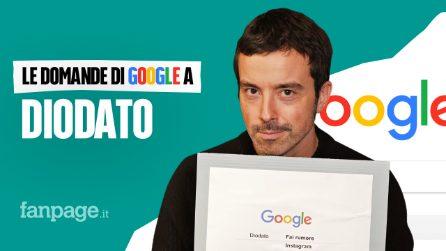 Diodato, Fai Rumore, fidanzato, Sanremo, Adesso: il cantante risponde alle domande di Google