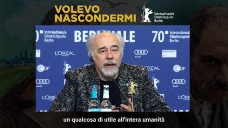 """Berlinale 2020, Giorgio Diritti su Volevo nascondermi: """"Ligabue ha lottato tutta la vita"""""""