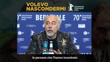 """Berlinale 2020, Diritti: """"Ho conosciuto le persone che hanno incontrato Ligabue"""""""