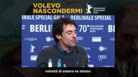 "Berlinale 2020, Elio Germano: ""Ligabue? Un personaggio vitale, senza compromessi"""