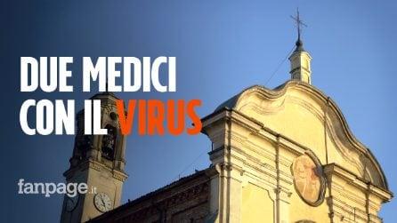 Coronavirus, a Pieve Porto Morone timori dopo il contagio di due medici: controlli su 40 persone