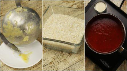 3 trucchi incredibili che faciliteranno la vostra vita in cucina!