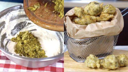 Frittelle di friarielli: la ricetta saporita e perfetta per i tuoi antipasti