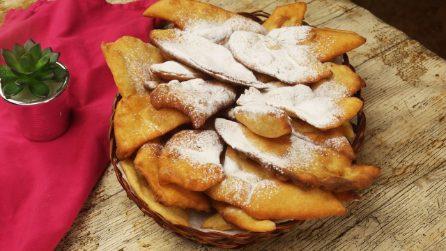 Orecchie di elefante fritte: il dolce sfizioso da provare il prima possibile!