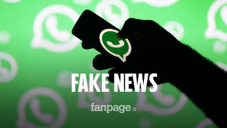 Su WhatsApp si moltiplicano i casi di bufale sul Coronavirus: messaggi vocali diffondono fake news