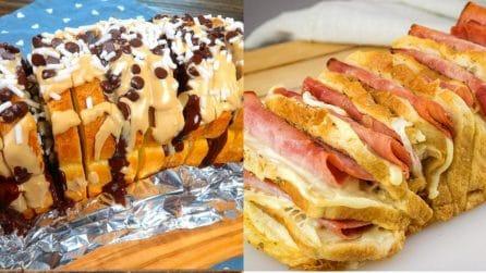 5 ricette semplici e gustose con il pan bauletto!