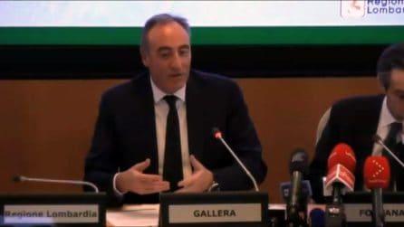 Coronavirus, Lombardia: tamponi a soggetti a rischio con sintomi