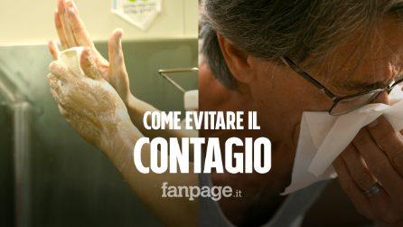 Coronavirus Italia: 10 regole da seguire per evitare il contagio e rallentarne la diffusione