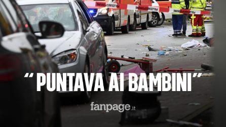 """Germania, auto contro la folla durante il Carnevale: """"Puntava proprio ai bambini"""""""