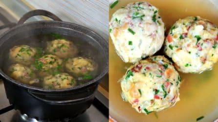 Canederli trentini: la deliziosa ricetta tradizionale e squisita