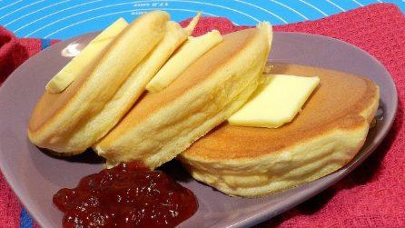 Pancakes alti e soffici: la ricetta per una dolce pausa