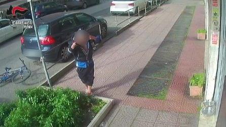 Torrevecchia, rapina farmacia e fugge in bicicletta col malloppo: arrestato