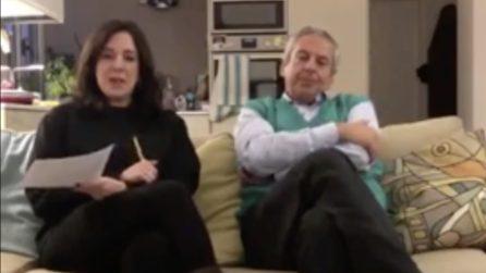 """Figlia intervista papà virologo: """"basta fake, tutto quello che c'è da sapere sul Coronavirus"""""""