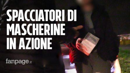 """Coronavirus, """"spacciatori"""" di mascherine al confine della """"zona rossa"""": """"Te la vendo a 150 euro"""""""