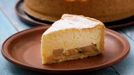Cheesecake alla banana: il dessert fresco e saporito che piacerà a tutti!