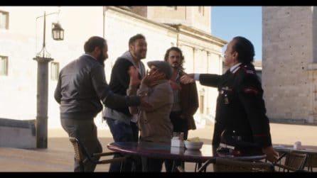 """Don Matteo 12, il Maresciallo Cecchini incontra i The Jackal: """"Influencers? Mi dispiace, così giovani"""""""