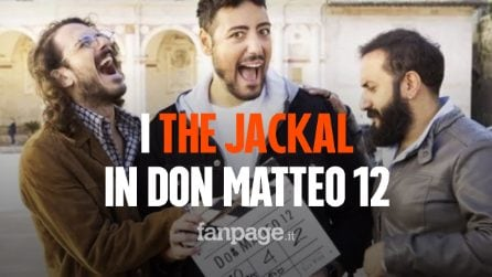 "I The Jackal in Don Matteo 12: ""Un'esperienza entusiasmante con Terence Hill e Nino Frassica"""