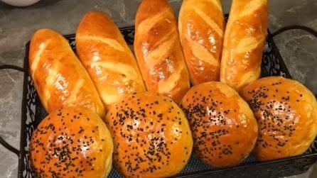 Panini soffici e ripieni: la ricetta per averli morbidi e deliziosi