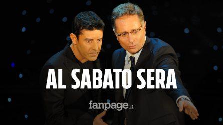 Paolo Bonolis e Luca Laurenti tornano al sabato sera, a maggio gli speciali di Avanti un altro