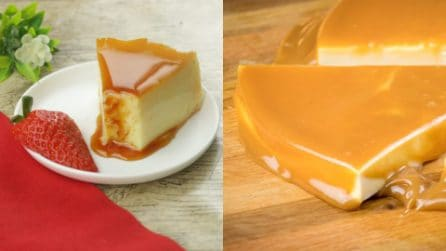 3 ricette per realizzare dei creme caramel con pochi ingredienti!