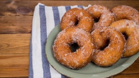 Potato doughnuts: a sweet treat to die for!