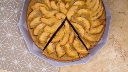 Torta di mele frullata: la ricetta del dolce cremoso da provare subito!