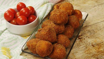 Mozzarelline fritte: il segreto per farle in casa croccanti e saporite!