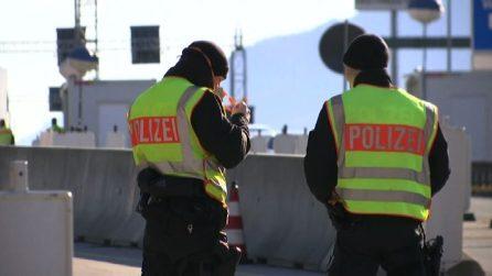 """Confine con Francia """"pericoloso"""", la Germania introduce controlli"""
