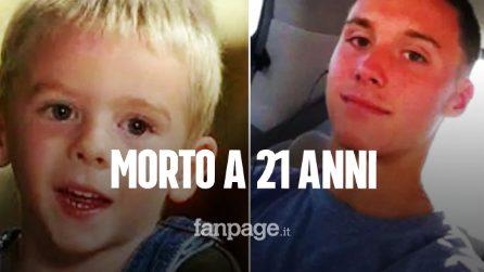 """Morto a 21 anni Lorenzo Brino, il baby attore protagonista di """"Settimo Cielo"""" (7th Heaven)"""