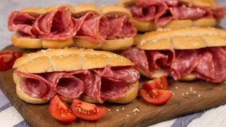 Italian buns: fluffy, moist and beautiful!