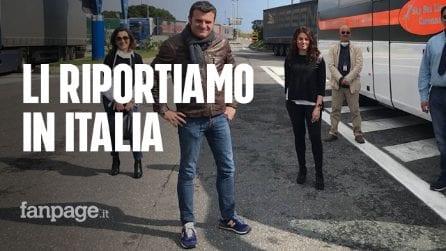 """Coronavirus, Centinaio pullman per recuperare italiani in Spagna: """"Governo ci ha detto di fermarci"""""""