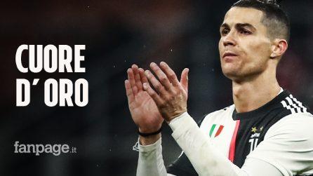 Coronavirus, Cristiano Ronaldo trasformerà i suoi alberghi in ospedali per combattere il COVID-19