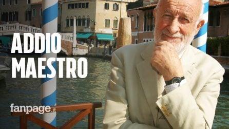 Coronavirus, morto Vittorio Gregotti: si è spento a 92 anni uno dei più grandi architetti italiani