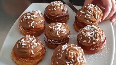 Zeppole di San Giuseppe al cioccolato: la ricetta per averle perfette