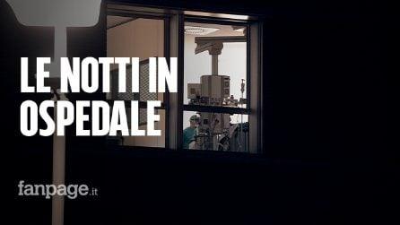 """Milano, la lunga notte in ospedale contro il Coronavirus: """"È complicato, dobbiamo essere ottimisti"""""""