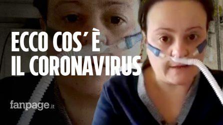 Dottoressa malata di Coronavirus racconta la sua sofferenza attaccata al respiratore