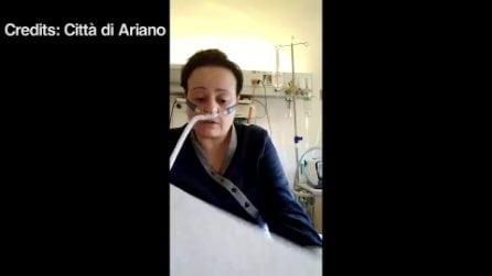 Coronavirus Ariano Irpino, la testimonianza della donna ammalata di Covid-19