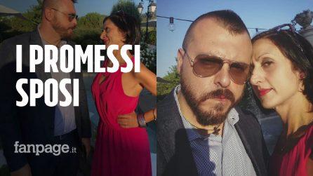 """Giuseppe e Giorgia, promessi sposi ai tempi del coronavirus: """"Questo matrimonio non s'ha da fare"""""""