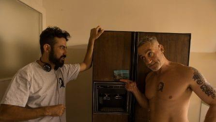 ULTRAS, il backstage del primo film di Francesco Lettieri per Netflix