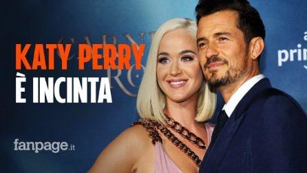 Katy Perry e Orlando Bloom presto genitori, l'annuncio della gravidanza con una nuova canzone