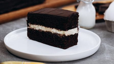 Ding Dong cake: the ultimate chocolate cake
