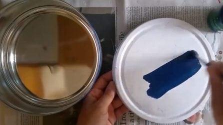 Come riutilizzare la scatola in latta dei biscotti