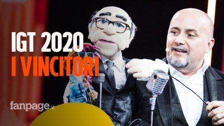Andrea Fratellini eZio Tore vincono Italia's Got Talent 2020, il trionfo del ventriloquo