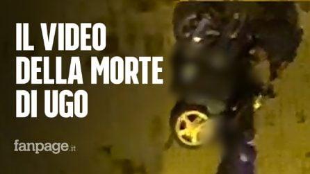 Napoli,15 enne ucciso. Il video degli attimi successivi alla sparatoria in cui è morto Ugo Russo