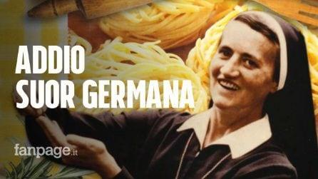 È morta Suor Germana, 'la cuoca di Dio' aveva 82 anni ed era famosa per le sue ricette