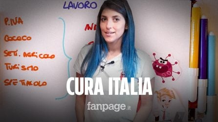 Cura Italia: il decreto contro il coronavirus spiegato in breve