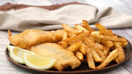 How To Make The Perfect Fish and Chips