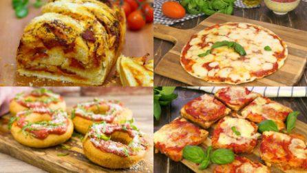10 ricette per preparare la pizza in casa: la ricetta classica e tante gustose alternative!
